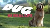 Doug, le chien du film Là-haut parle en vrai !