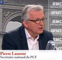"""Pierre Laurent (PCF) """"Il faut aller à gauche vers une candidature unique"""""""