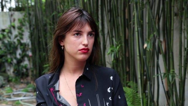 """Interview """"Allongez-vous"""" avec Jeanne Damas"""