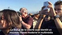 New York : bientôt un nouveau musée pour la Statue de la Liberté