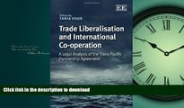 FAVORIT BOOK Trade Liberalisation and International Co-operation: A Legal Analysis of the