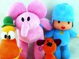 Pocoyo, Pato, Elly, Loula Plush Figure Toy For Kids