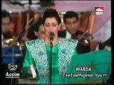 WARDA : Abl Ennahar da  قبل النهار ده - | حفل أكتوبر  1987