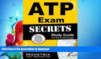 READ  ATP Exam Secrets Study Guide: ATP Test Review for the RESNA Assistive Technology