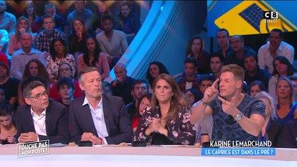 Matthieu Delormeau balance sur les caprices de Valérie Damidot