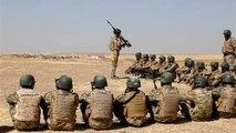 Reuters, Başika'daki Türk Askerlerini Görüntüledi