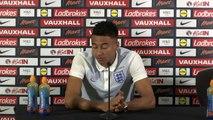 Lingard backs team-mates Rashford and Rooney for England