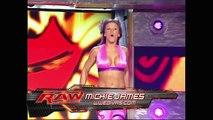 Melina, Beth Phoenix and Jillian Hall vs. Mickie James, Candice Michelle and Maria (w/ Santino Marella)