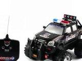 Police Camions Jouets, Camions Jouets De Police, Les Camions de Police Jouets Pour Les Enfants
