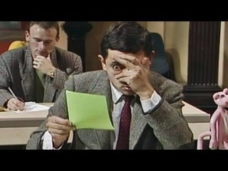 Mr. Bean - The Exam