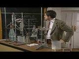 Mr Bean - Chemistry experiment
