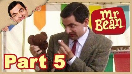 Mr. Bean - Episode 14 - Hair by Mr. Bean of London - Part 5/5