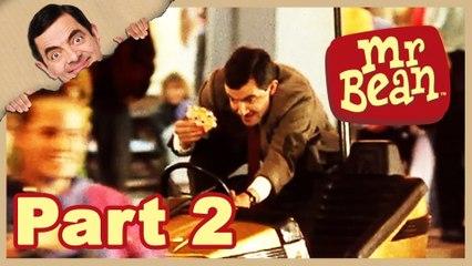 Mr Bean - Episode 10 - Do-It-Yourself Mr. Bean - Part 2/5