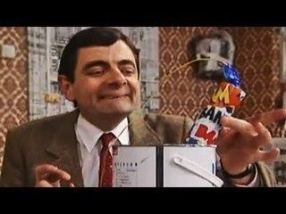 Mr. Bean - Explosive Paint