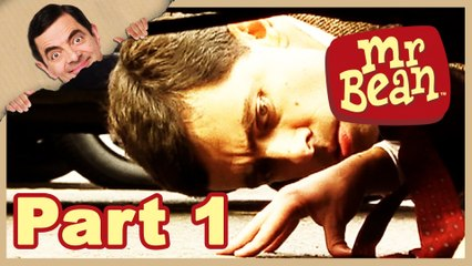 Mr. Bean - Episode 9 - Mind The Baby Mr. Bean - Part 1/5