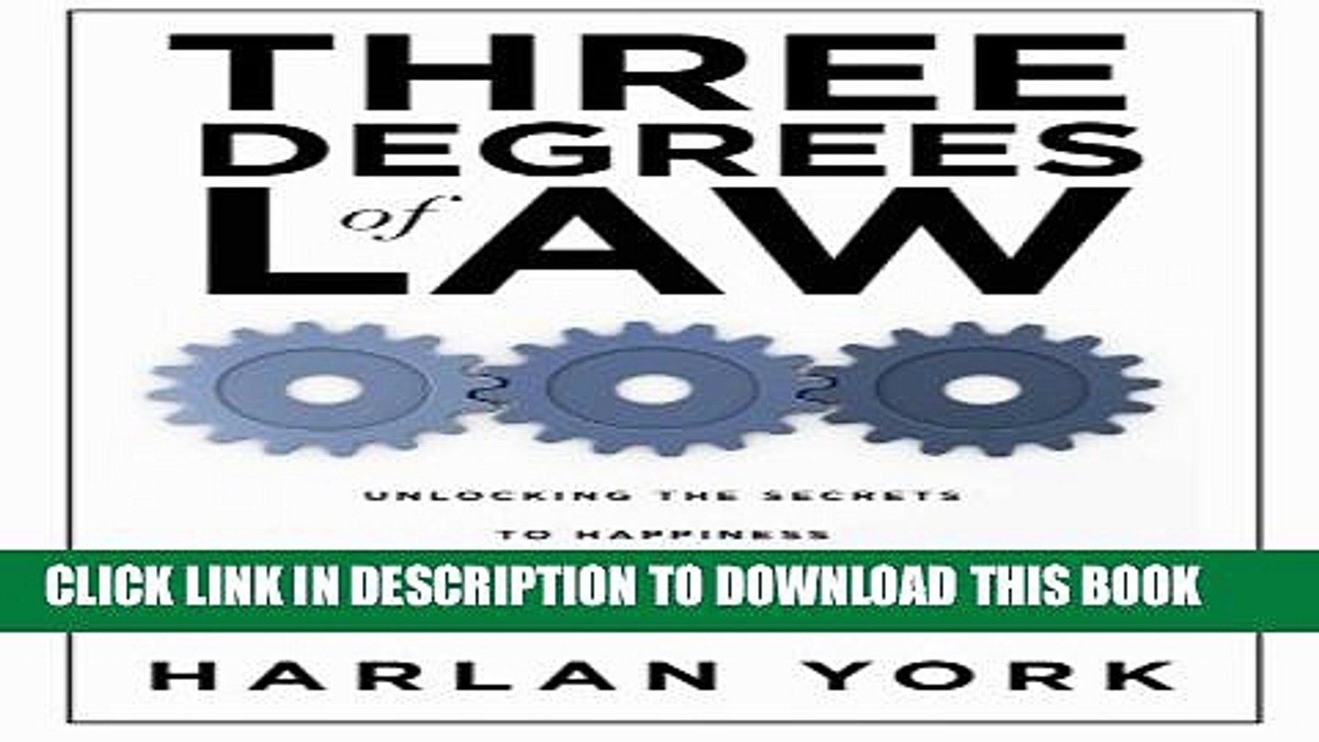[PDF] Three Degrees of Law Popular Online