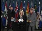 Candice Bergen Canadian MP Calls for investigation into 1988 Iran prison massacre