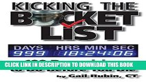 [PDF] Kicking the Bucket List: 100 Downsizing   Organizing Things to Do Before You Die Full