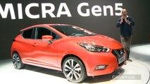 Découverte Nissan Micra : une petite à grande ambition