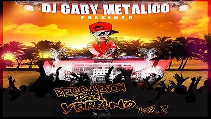 DJ Gaby Metalico - No Te Quites ft. Trebol & Franco [Official Audio]