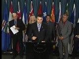 James Bezan Canadian MP Calls for investigation into 1988 Iran prison massacre