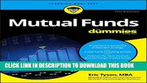[PDF] Mutual Funds For Dummies Full Online