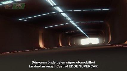 Süper Otomobillerde Kanıtlanan Castrol EDGE SUPERCAR ile Tanışın