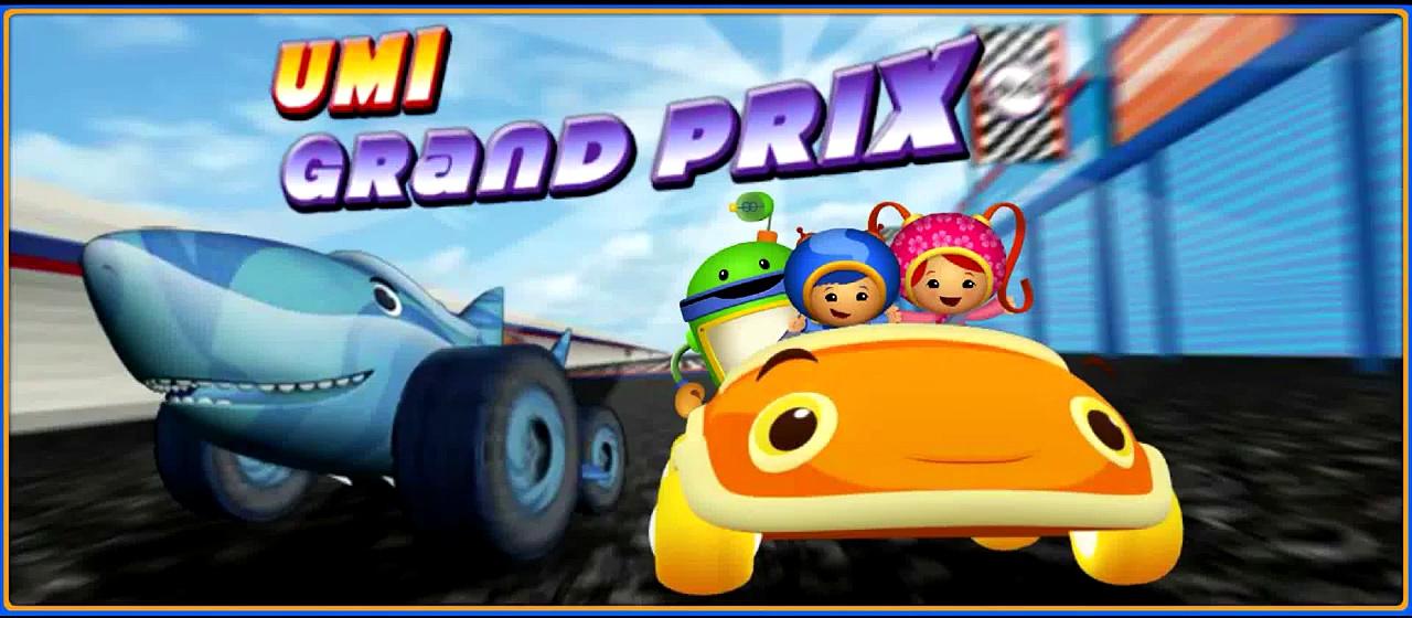 Umi Grand Prix – English Episode For Children – Team Umizoomi Grand Prix