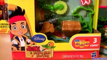 Play Doh Jake and the Neverland Pirates Treasure Creations Pirate Mater Meets Captain Hook Cars new