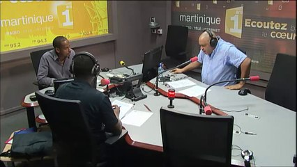 Sa Ou Ka Di  du 7oct 2016 Hugo Toussay1er adjoint maire Diamant
