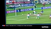 France - Bulgarie: Revivez le terrible but d'Emil Kostadinov en 1993 (Vidéo)