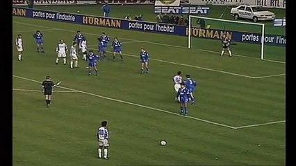 But Historique d'Antoine Kombouaré contre le Real Madrid!