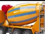 Jouet Camion De Mélangeur De Ciment, Camions Pour Les Enfants
