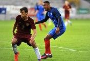 U18 : Russie-France (2-2), le résumé