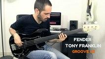 FENDER TONY FRANKLIN FRETLESS - Groove #2 /// Bruno Tauzin