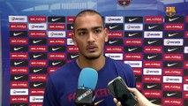 FCB Basquet: Stefan Peno y Oleson previa FC Barcelona Lassa – Baskonia [ESP]