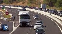 La mortalité routière en hausse de 30,4% en septembre