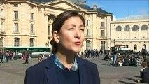 """Prix Nobel de la paix: """"C'est faire honneur au courage et à la force de Juan Manuel Santos"""", salue Ingrid Betancourt"""