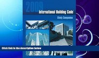 book online  2009 International Building Code Study Companion (International Code Council Series)