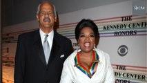 Oprah Winfrey Denies Marrying Stedman Graham