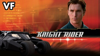 The Dark Knight Rider (The Dark Knight version K2000) - WTM