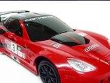 Voiture Télécommandée Chevrolet Corvette C6 R , Voiture Télécommdée Jouet Pour Les Enfants