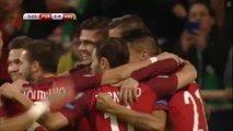 Cristiano Ronaldo Second Goal HD - Portugal 2-0 Andorra (07.10.2016) HD