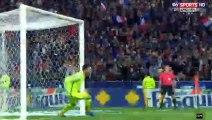 (Penalty) Aleksandrov M. GOAL France0-1Bulgaria 07.10.2016