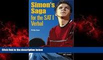 Free [PDF] Downlaod  Simon s Saga for the New SAT Verbal  FREE BOOOK ONLINE