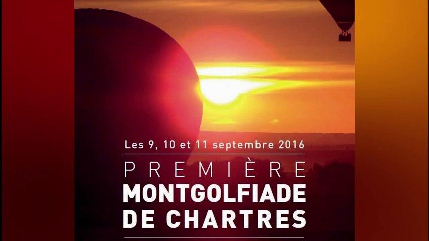 Montgolfiade Chartres (filmé avec Mobile)