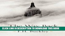New Book The Way Back: Restoring the Promise of America