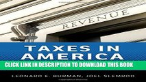 Collection Book Taxes in America: What Everyone Needs to Know®