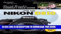 New Book David Busch s Compact Field Guide for the Nikon D810 (David Busch s Digital Photography