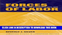 New Book Forces of Labor: Workers  Movements and Globalization Since 1870 (Cambridge Studies in